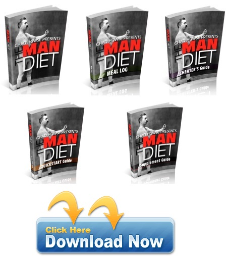 the man diet pdf free download