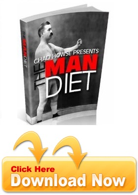 the man diet book review